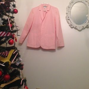 Stunning Vintage pink blazer 1985 new with tags !
